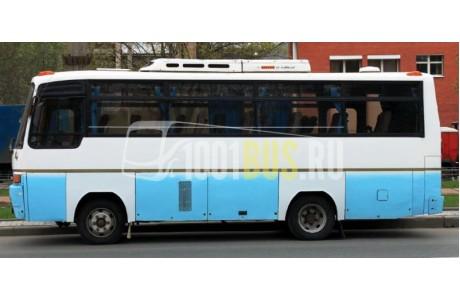 Заказ Автобус Mitsubishi Starix - фото автомобиля