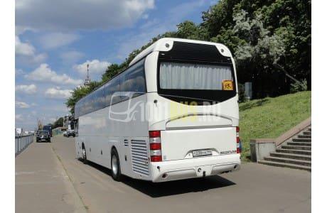 Аренда Автобус Neoplan 116 - фото сбоку