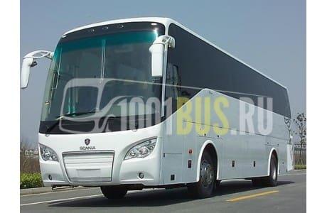 фотография Автобус Scania Higer A80
