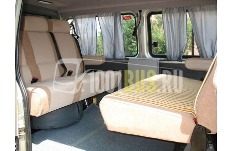 "Заказ Минивэн ГАЗ-2217 (""Баргузин"") - фото автомобиля"
