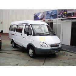 Микроавтобус ГАЗ-322132 «Газель»