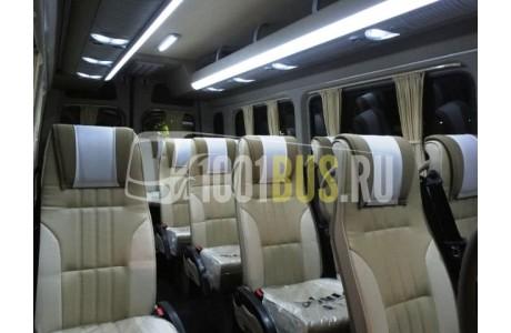 Аренда Микроавтобус Mercedes-Benz  Sprinter 515 - фото сбоку