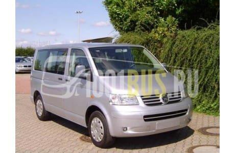 фотография Минивэн Volkswagen Caravelle
