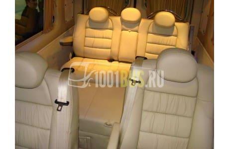 Заказ Микроавтобус Volkswagen Crafter Vip - фото автомобиля