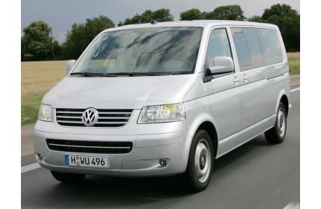 фотография Минивэн Volkswagen Multivan