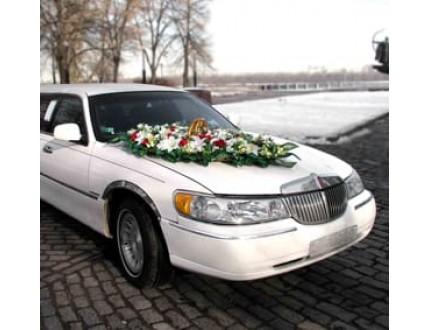 Нужен свадебный лимузин? - закажи в 1001BUS!