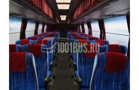 Аренда Автобус Kia Grandbird (857) - фото сбоку