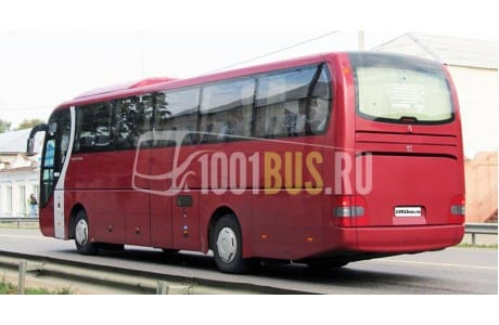 Аренда Автобус MAN (872) - фото сбоку