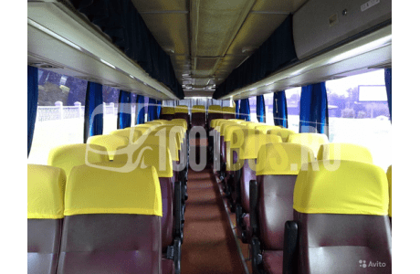 Аренда Автобус Hyundai (312) - фото сбоку