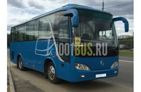 фотография Автобус GoldenDragon (056)