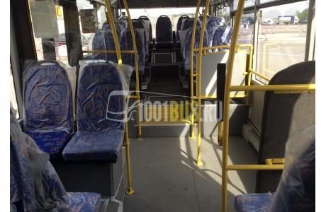 Аренда Автобус МАЗ 206 - фото сбоку