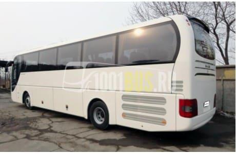 Заказ Автобус MAN (872) - фото автомобиля