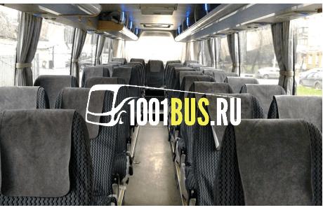 Заказ Автобус HIGER 6109 (565) - фото автомобиля