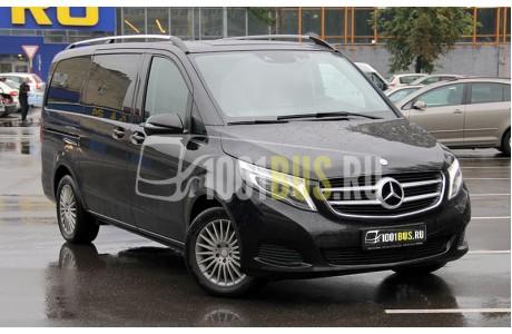Заказ Минивэн Mercedes-Benz V-Class - фото автомобиля