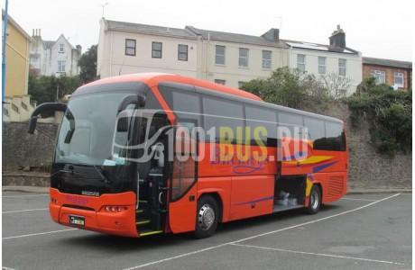 Заказ Автобус Neoplan Trumpf Junior - фото автомобиля