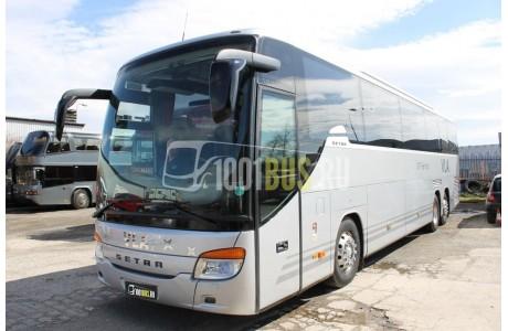 Аренда Автобус Setra Trumpf Junior - фото сбоку
