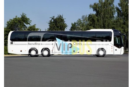 Аренда Автобус Neoplan Trendliner - фото сбоку