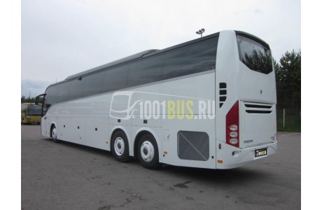 Заказ Автобус Volvo - фото автомобиля