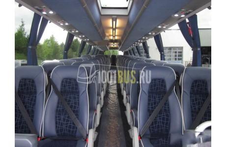 Аренда Автобус Volvo - фото сбоку