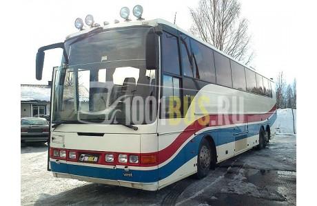 Заказ Автобус Volvo B10M - фото автомобиля