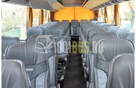 Аренда Автобус Van Hool - фото сбоку