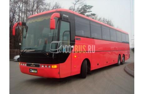 Аренда Автобус MAN (902) - фото сбоку