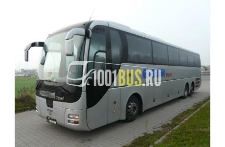 Заказ Автобус MAN Lions - фото автомобиля