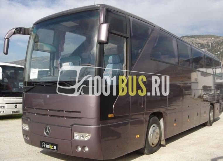 автобус Mercedes Benz 0350 в аренду с водителем в москве по низкой