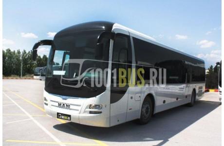 Аренда Автобус MAN Lion`s Regio R12 - фото сбоку