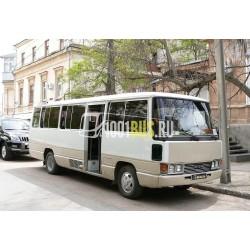 Автобус Toyota Coaster