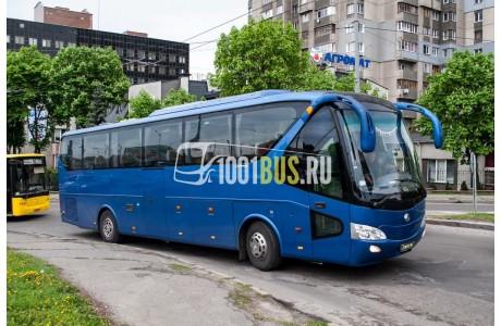 фотография Автобус Yutong ZK
