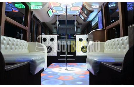 Заказ Автобус HIGER 6129 (755) - фото автомобиля