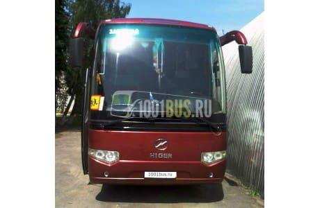 фотография Автобус HIGER 6129 (955)