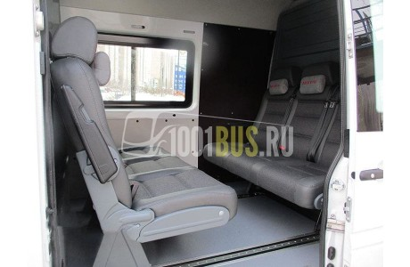 Аренда  Микроавтобус Mercedes Sprinter Stayer Classic (904) - фото сбоку