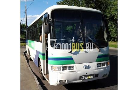 фотография Автобус Hyundai Aero Town (351)