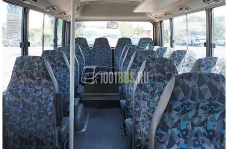 Аренда Автобус Hyundai County - фото сбоку