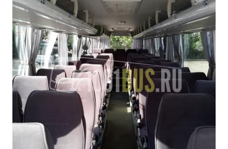 Заказ Автобус Higer  - фото автомобиля