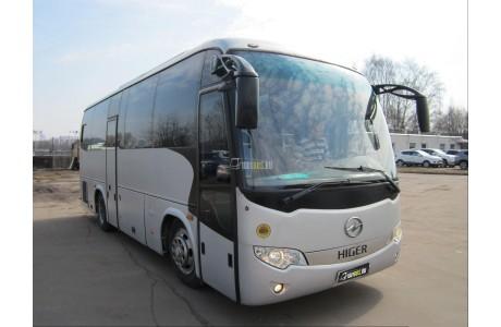 фотография Автобус HIGER (115)