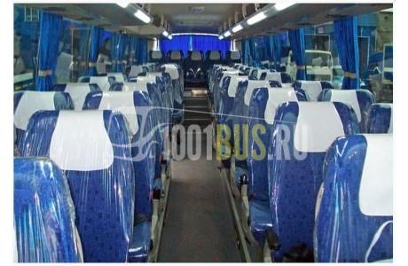 Аренда Автобус Higer KLQ 6928Q - фото сбоку