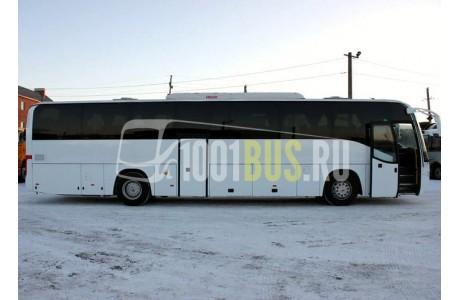 Аренда Автобус Higer 6119  - фото сбоку