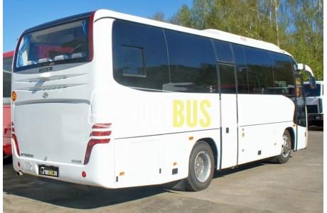 Заказ Автобус Higer KLQ 6885Q - фото автомобиля