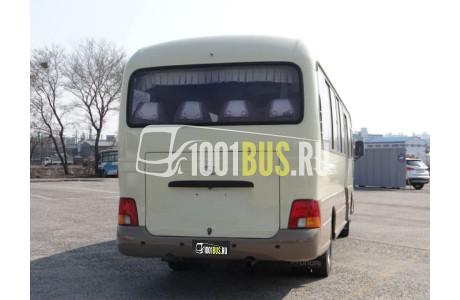 Заказ Автобус Hyundai County - фото автомобиля