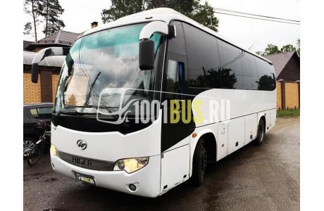 Заказ Автобус HIGER (416) - фото автомобиля