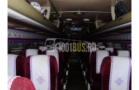 Аренда Автобус Kia Grandbird (421) - фото сбоку
