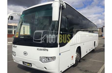 Аренда Автобус Higer 6885 - фото сбоку