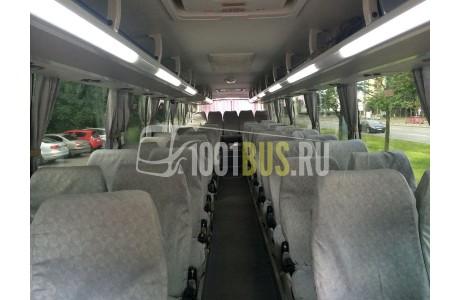 Заказ Автобус Higer 6885 - фото автомобиля