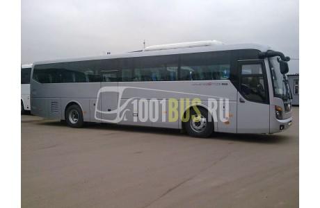 Заказ Автобус Hyundai Universe - фото автомобиля