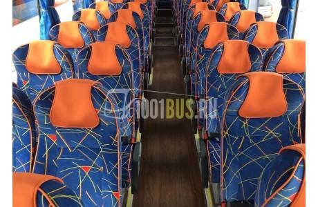 Аренда Автобус Yutong  - фото сбоку