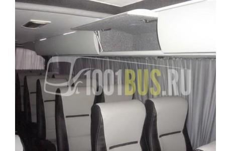 Аренда Автобус MAN Liberty - фото сбоку
