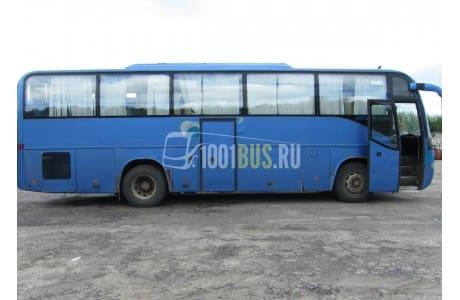 Аренда Автобус Higer  - фото сбоку